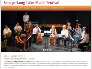 Sebago-Long Lake Music Festival