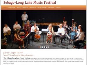 Sebago-Long Lake Music Festival